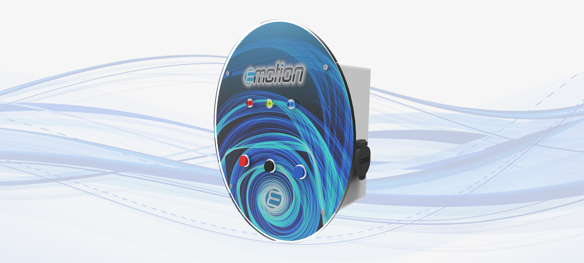 Wallbox emotion ricarica elettrica